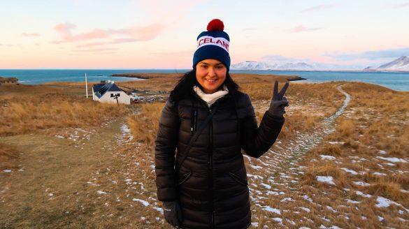 Warsztaty z robienia islandzkiego świątecznego chleba laufabrauð