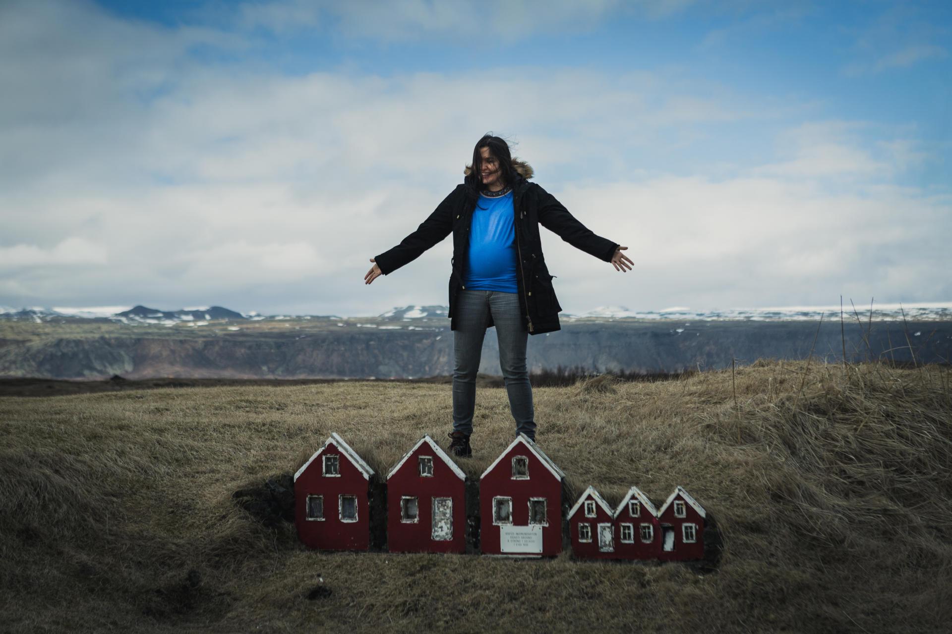 Ciąża na Islandii