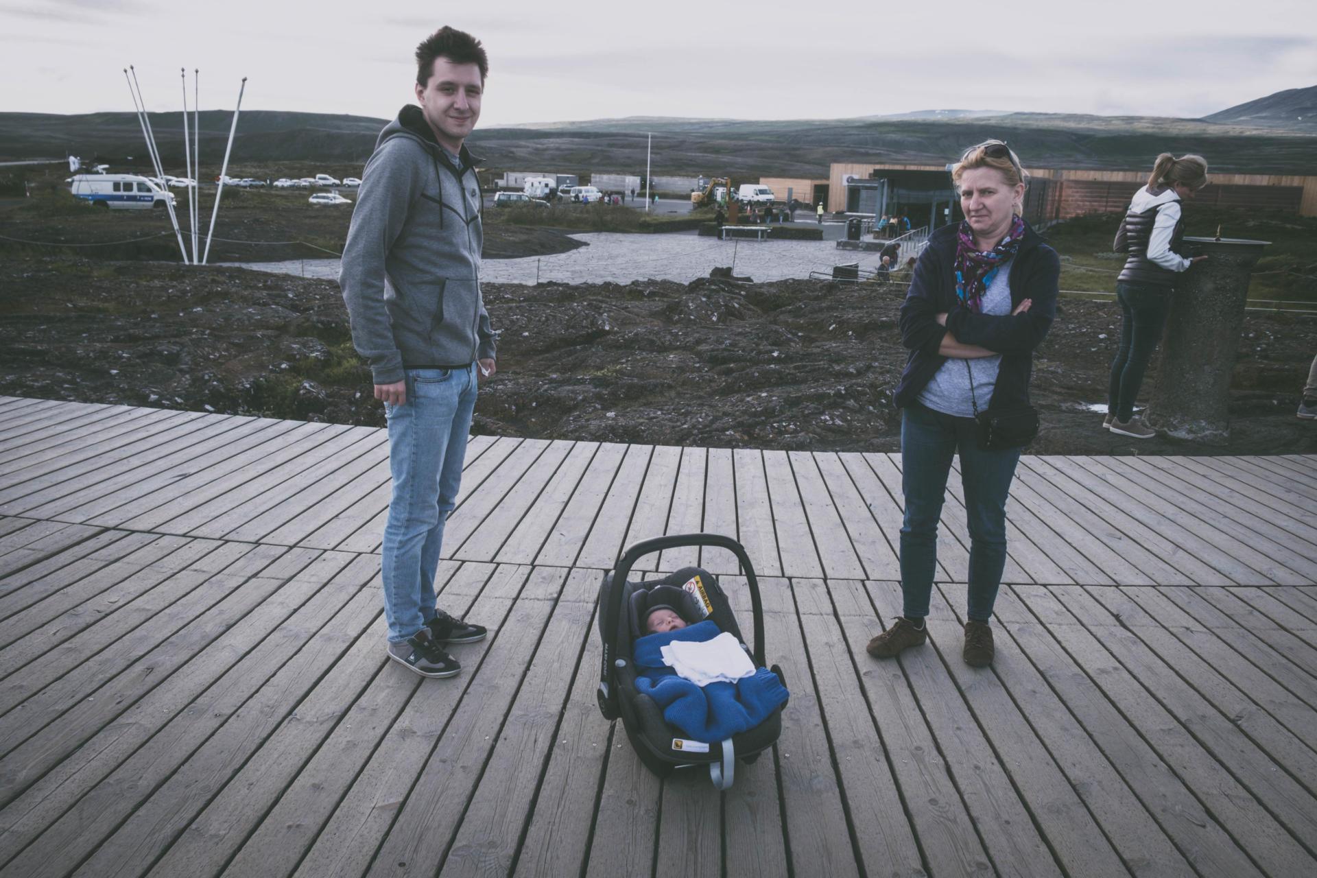 islandia dziecko
