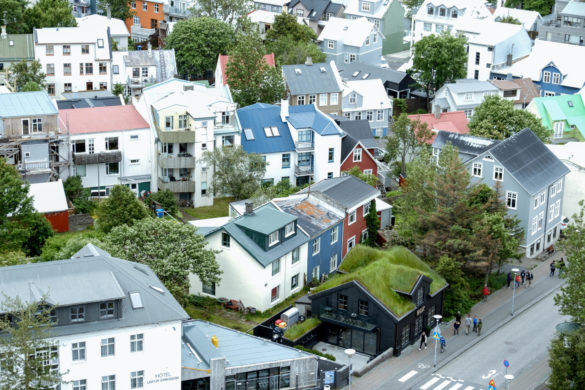 Fotopodróż: Reykjavik – lipiec 2018