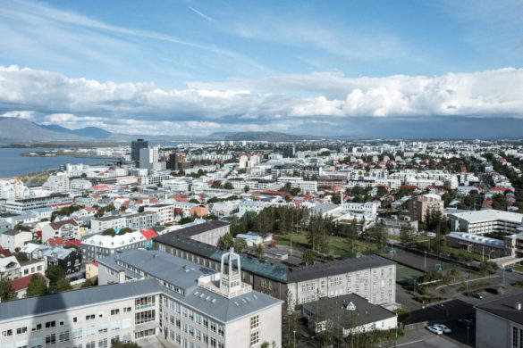 Reykjavik City Break – sierpień 2018