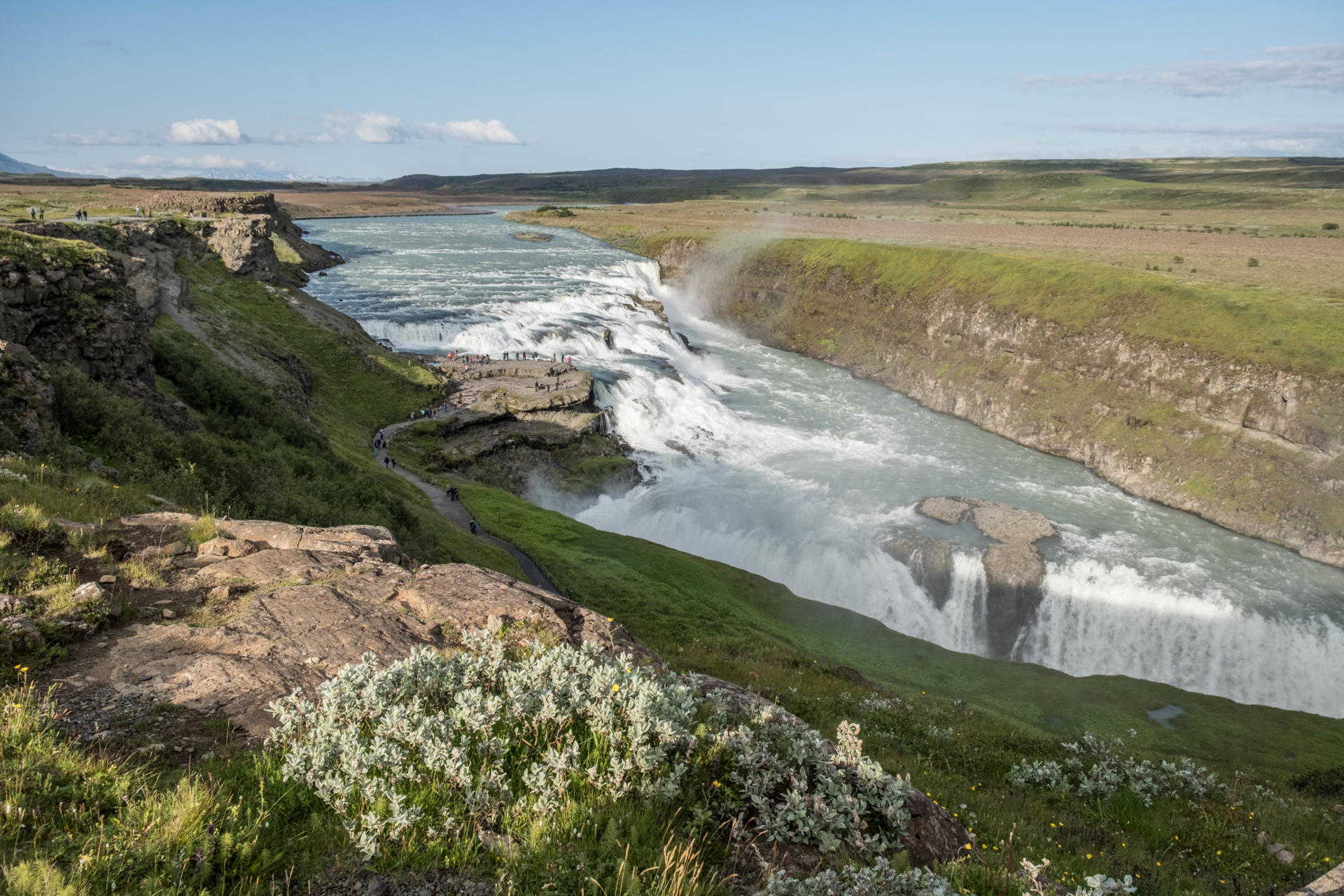 islandia-wodospad