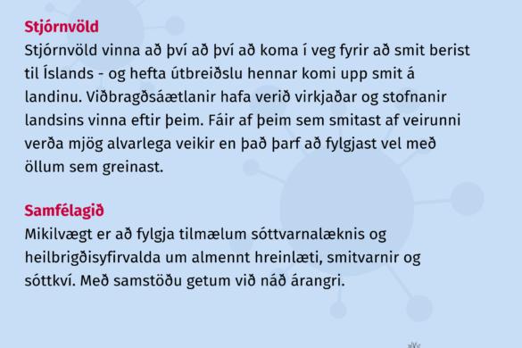 KORONAWIRUS na ISLANDII – jak wirus z Wuhan zmienił nasze życie? // Islandia koronawirus SARS-CoV-2