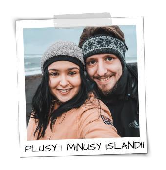 Plusy i minusy życia na Islandii
