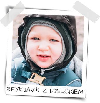 Reykjavik z dzieckiem